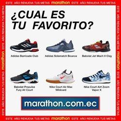 Ofertas de Deporte en el catálogo de Marathon Sports en Latacunga ( 2 días publicado )