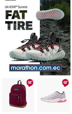 Ofertas de Marathon Sports en el catálogo de Marathon Sports ( 13 días más)