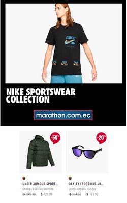 Ofertas de Deporte en el catálogo de Marathon Sports ( 3 días más)