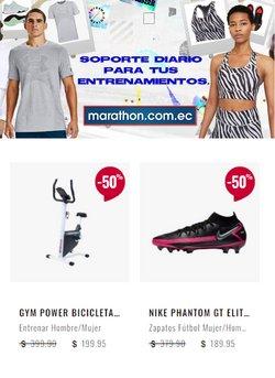 Ofertas de Marathon Sports en el catálogo de Marathon Sports ( 8 días más)