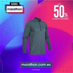Catálogo Marathon Sports ( 10 días más)