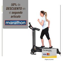 Ofertas de Marathon Sports  en el folleto de Quito