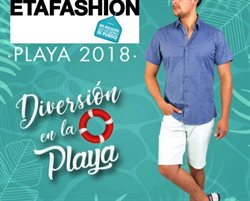 Ofertas de ETAfashion  en el folleto de Guayaquil