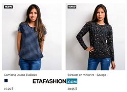 Ofertas de ETAfashion  en el folleto de Machala