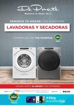 Ofertas de Almacenes en el catálogo de De Prati en Quito ( 19 días más )