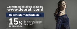 Ofertas de De Prati  en el folleto de Guayaquil