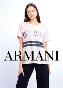 Ofertas de Armani Exchange  en el folleto de Guayaquil