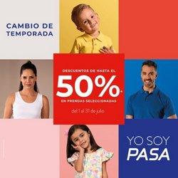 Ofertas de Ropa, Zapatos y Complementos en el catálogo de Pasa ( Vence hoy)