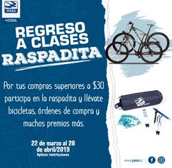 Ofertas de Pasa  en el folleto de Quito