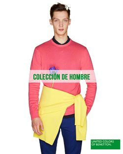 Ofertas de United Colors of Benetton  en el folleto de Quito