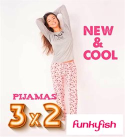 Ofertas de Ropa, Zapatos y Complementos en el catálogo de Funky Fish en Latacunga ( 16 días más )