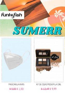 Ofertas de Funky Fish en el catálogo de Funky Fish ( 17 días más)