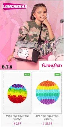 Ofertas de Funky Fish en el catálogo de Funky Fish ( 18 días más)