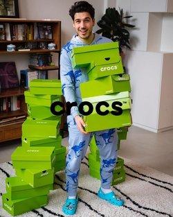 Ofertas de Crocs en el catálogo de Crocs ( 20 días más)