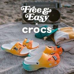 Ofertas de Crocs en el catálogo de Crocs ( Más de un mes)