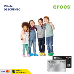 Ofertas de Crocs  en el folleto de Quito
