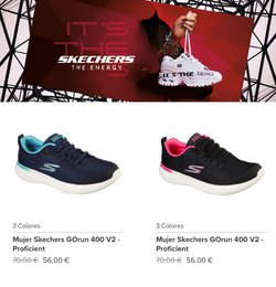 Catálogo Skechers ( 13 días más)