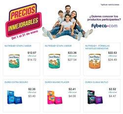 Ofertas de Almacenes en el catálogo de Fybeca en Yaguachi ( 10 días más )
