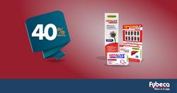 Ofertas de Farmacias Fybeca  en el folleto de Quito