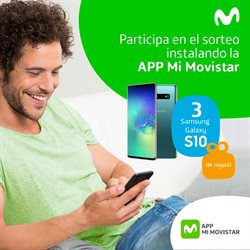 Ofertas de Movistar  en el folleto de Duran
