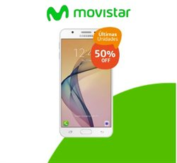 Ofertas de Movistar  en el folleto de Quito