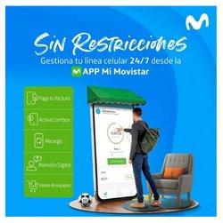 Ofertas de Movistar en el catálogo de Movistar ( 28 días más)