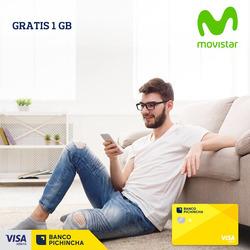 Ofertas de Movistar  en el folleto de Quito