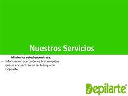 Ofertas de Belleza en el catálogo de Depilarte en Quito ( 12 días más )