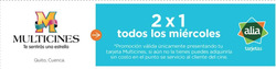 Ofertas de Multicines  en el folleto de Quito