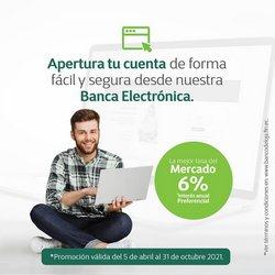 Ofertas de Bancos en el catálogo de Banco de Loja ( 9 días más)