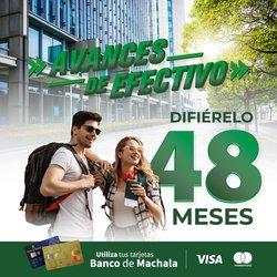 Ofertas de Bancos en el catálogo de Banco de Machala ( 6 días más)