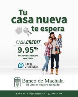Ofertas de Bancos en el catálogo de Banco de Machala ( 5 días más)