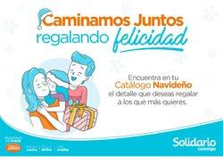 Ofertas de Bancos en el catálogo de Banco Solidario Conmigo ( Publicado ayer )