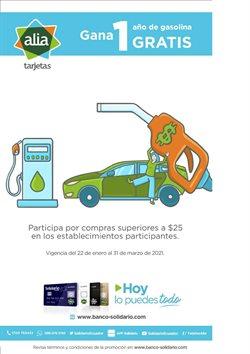 Ofertas de Bancos en el catálogo de Banco Solidario Conmigo en Ventanas ( Más de un mes )
