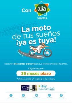 Ofertas de Bancos en el catálogo de Banco Solidario Conmigo ( Vence hoy)