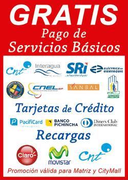 Ofertas de Bancos  en el folleto de Banco Delbank en Riobamba