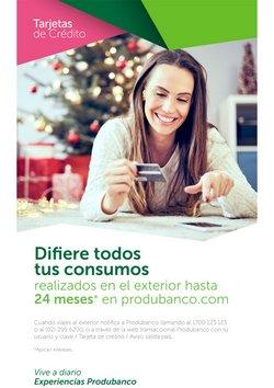 Ofertas de Bancos en el catálogo de Produbanco ( 6 días más)