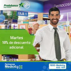 Ofertas de Produbanco – Grupo Promerica  en el folleto de Quito