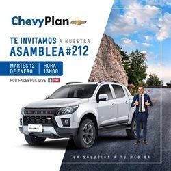 Ofertas de Carros, Motos y Repuestos en el catálogo de Chevy Plan en Chone ( 2 días publicado )