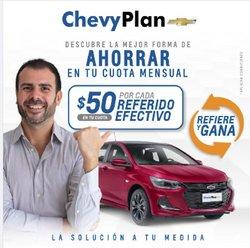 Catálogo Chevy Plan ( Caducado )