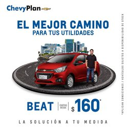 Catálogo Chevy Plan ( 10 días más )