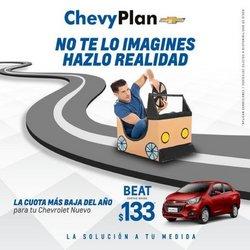 Ofertas de Carros, Motos y Repuestos en el catálogo de Chevy Plan ( Vence hoy)