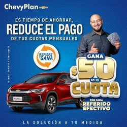 Ofertas de Chevy Plan en el catálogo de Chevy Plan ( 11 días más)