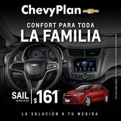 Ofertas de Chevy Plan en el catálogo de Chevy Plan ( 7 días más)