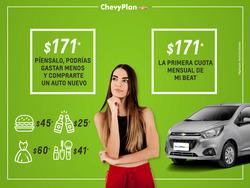 Ofertas de Chevy Plan  en el folleto de Esmeraldas