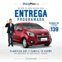 Cupón Chevy Plan ( 15 días más )