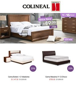 Catálogo Colineal ( 4 días más)