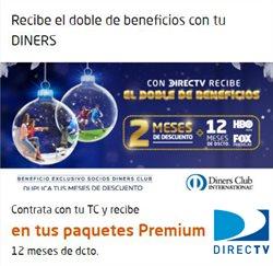 Catálogo DirecTV ( Caducado )