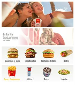 Ofertas de McDonald's  en el folleto de Quito
