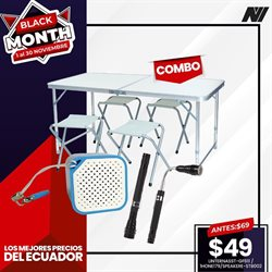 Ofertas de Novicompu  en el folleto de Quito